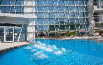 Capri by Fraser - Changi City (SG Clean Certified,Staycation approved)