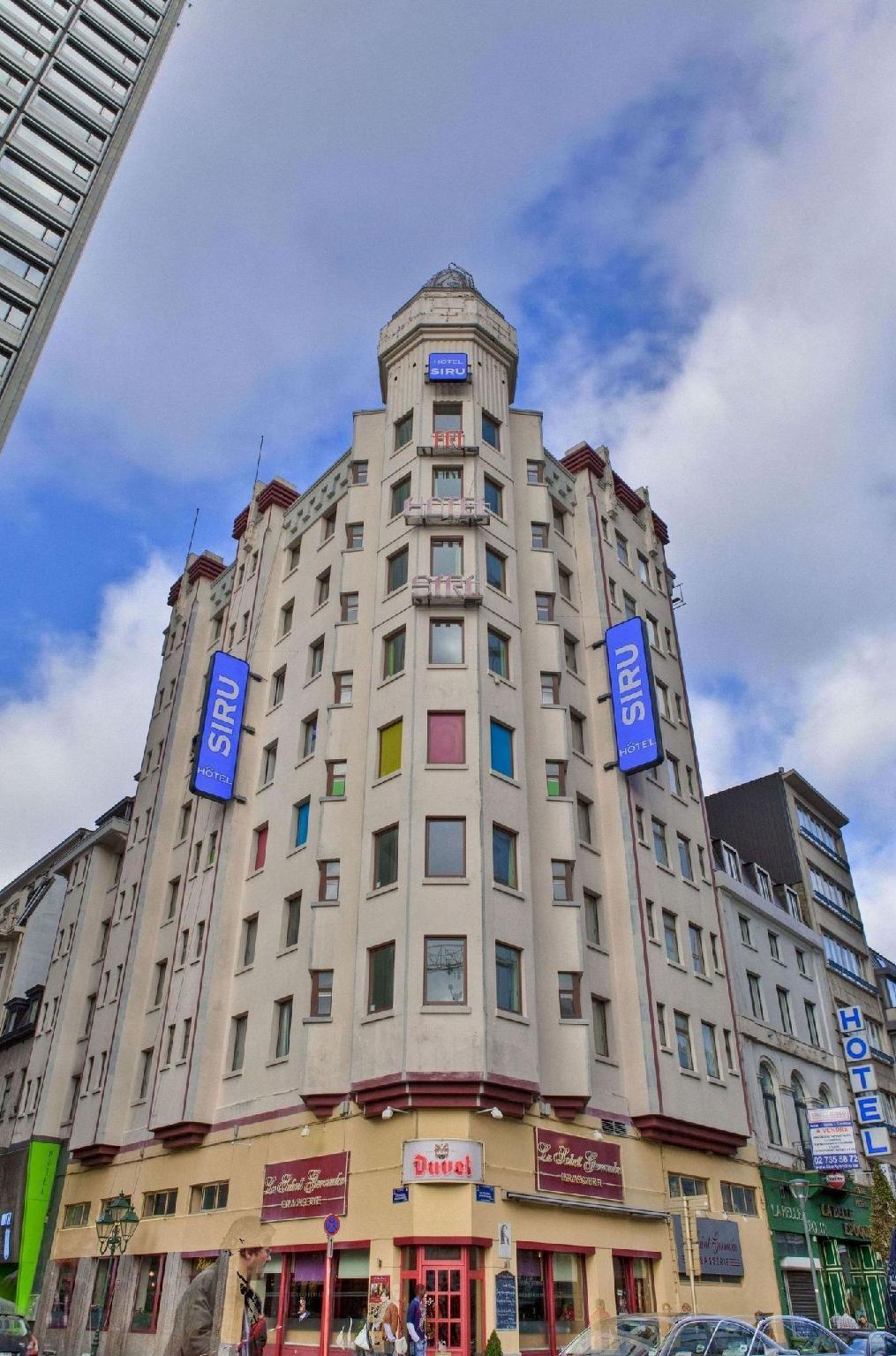 Hotel Siru, Bruxelles