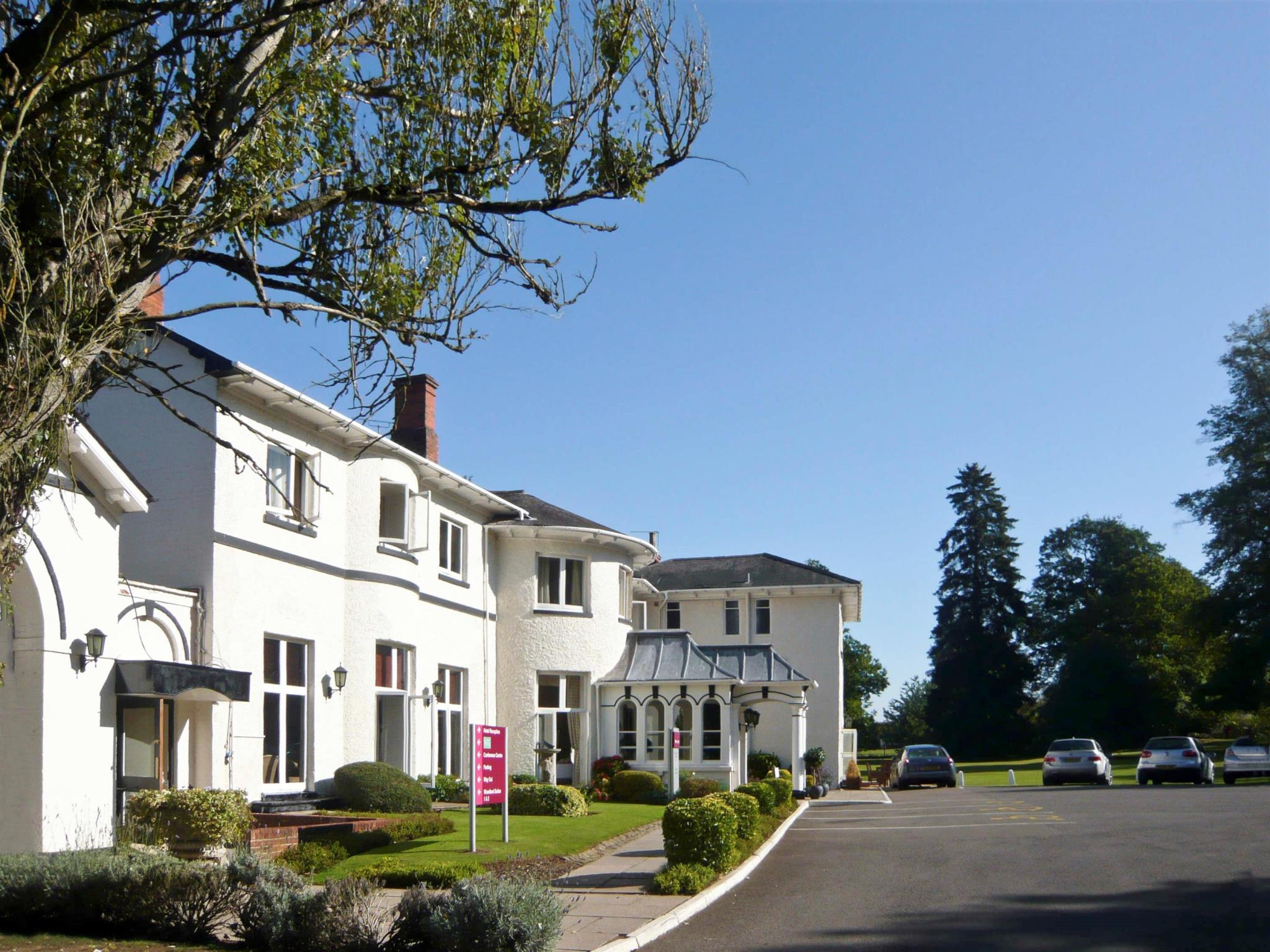 Mercure Brandon Hall Hotel And Spa Warwickshire, Warwickshire