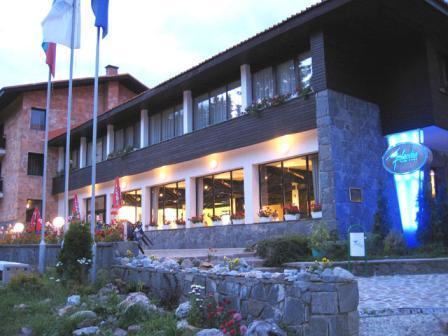 Finlandia Hotel, Smolyan