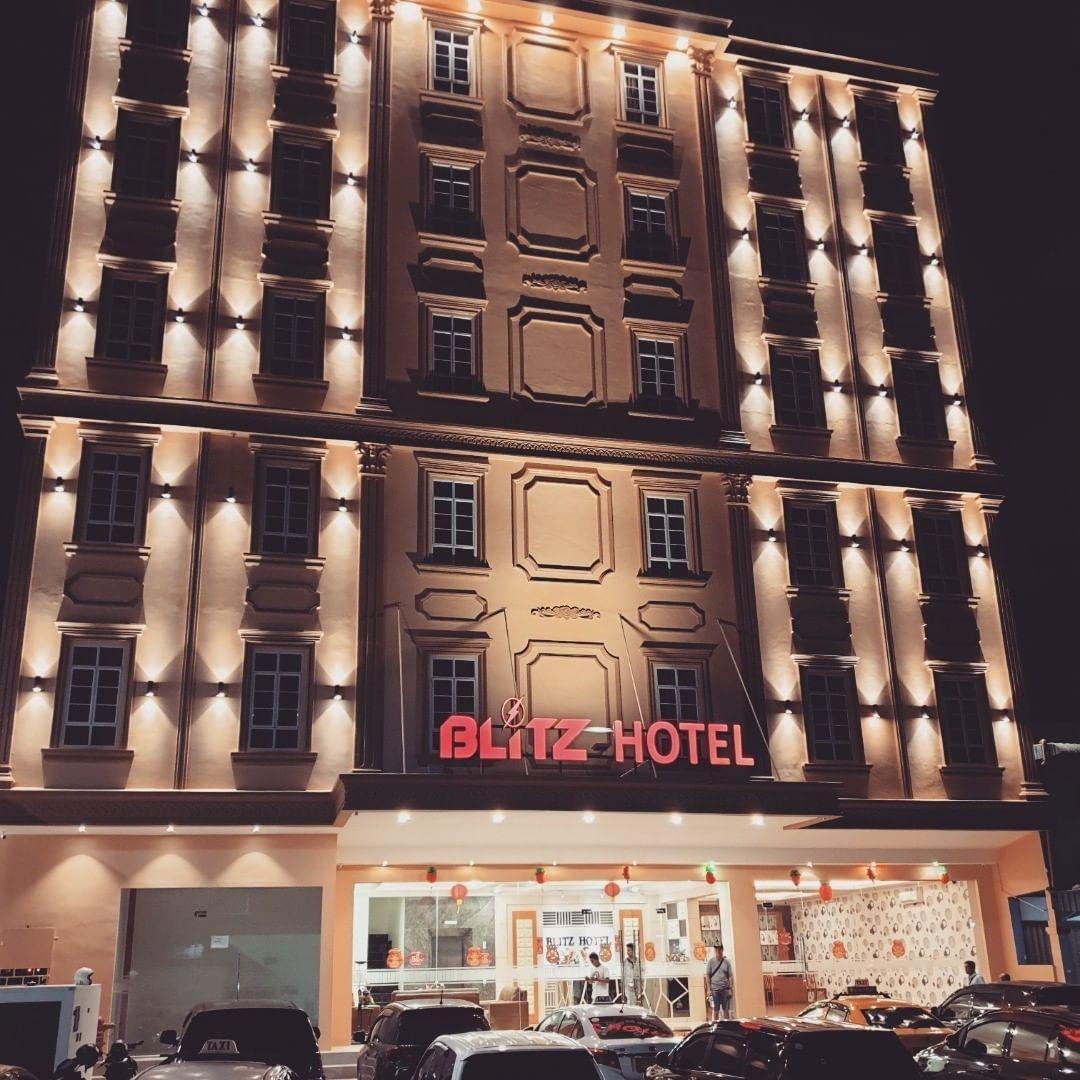 Blitz Hotel Batam Centre,Batam
