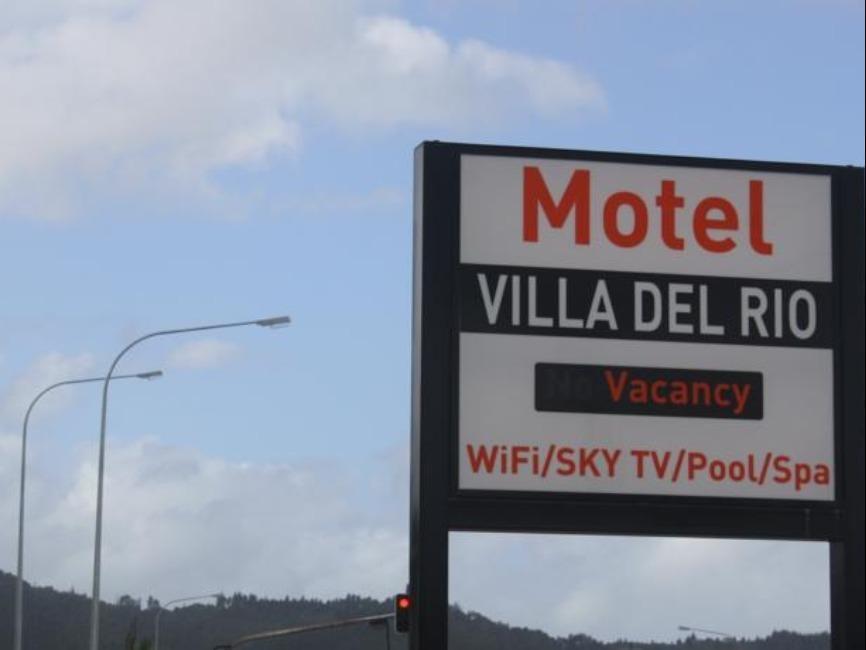 Motel Villa del Rio, Whangarei