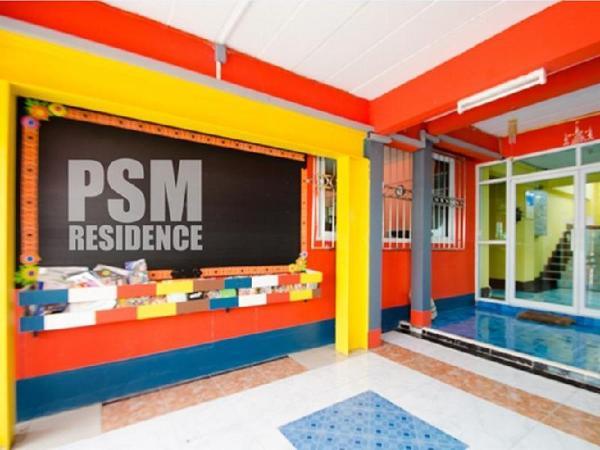 PSM Apartment Pathum Thani