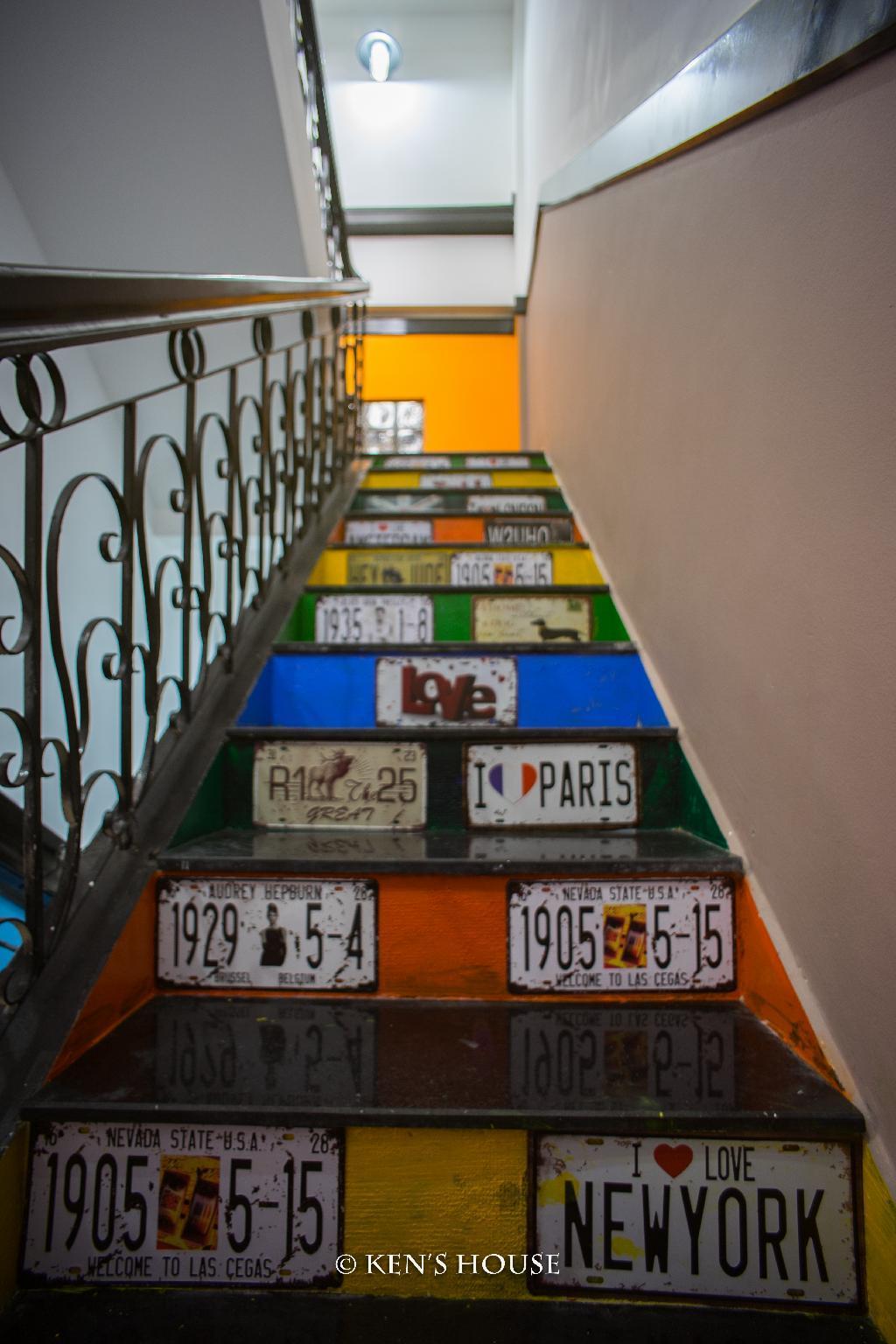Ken's House Backpackers Downtown, Đà Lạt