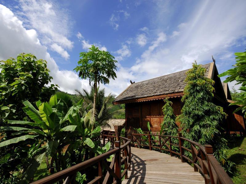 The Luang Say Lodge and Cruise, Pakbeng