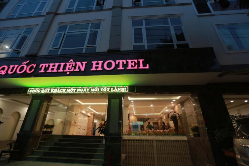 Khách sạn Quốc Thiên Đà Nẵng