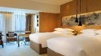 Premier Room, Guest room, 1 King or 2 Double, City view