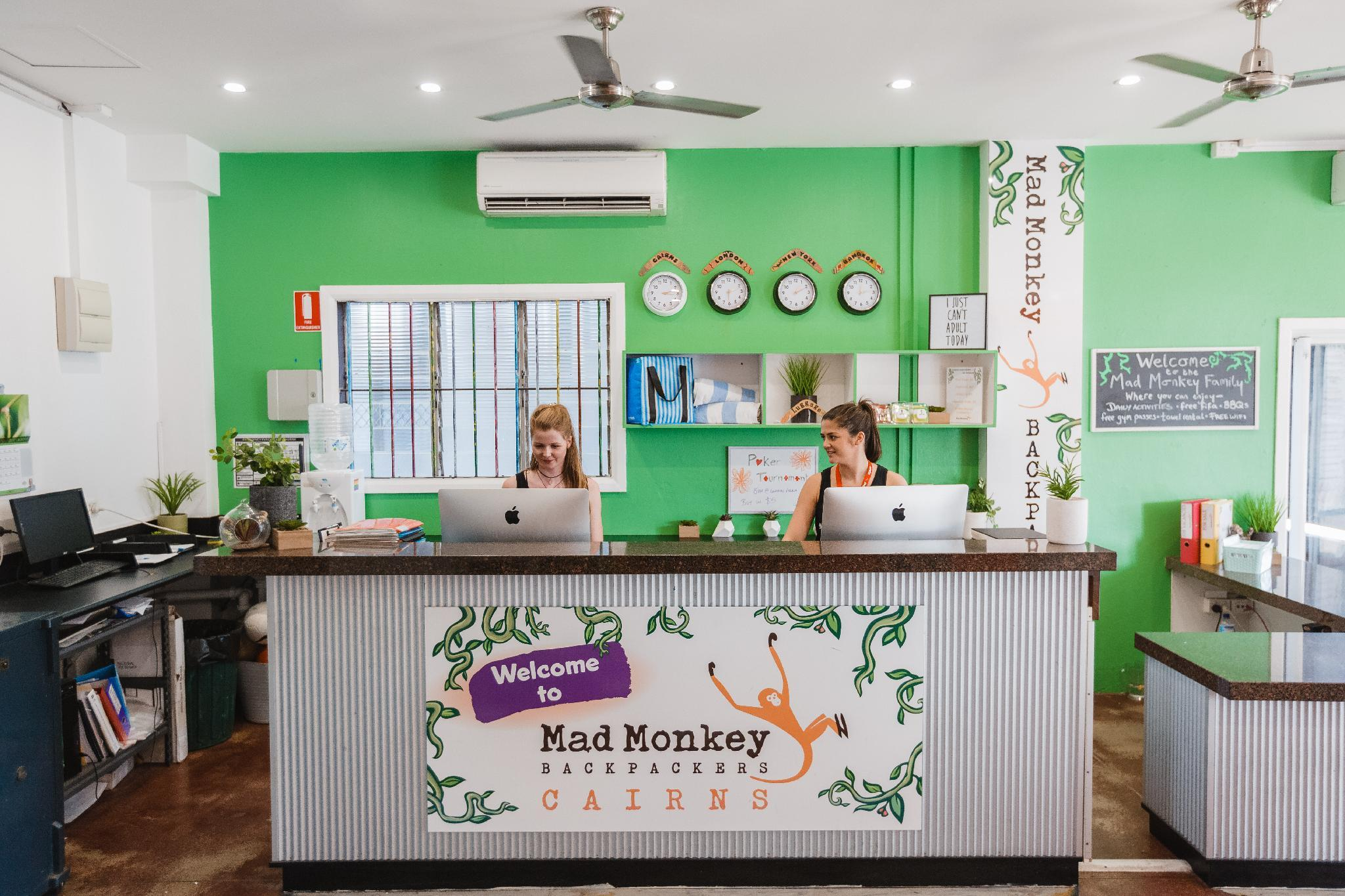 Mad Monkey Backpackers Cairns, Cairns  - City