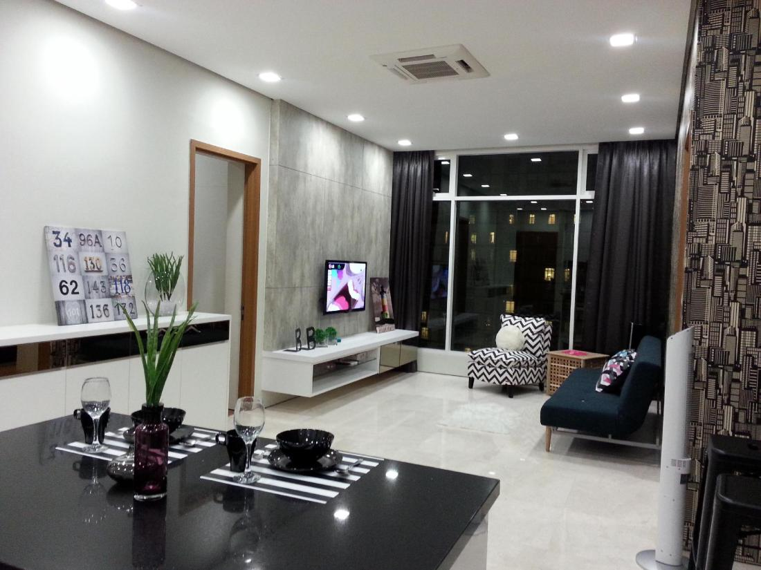 Best price on kl101 at soho suites klcc apartment in kuala for Design hotel kl