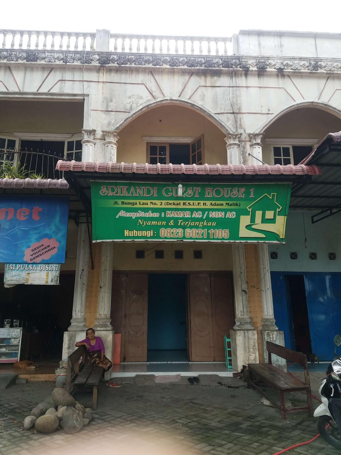 Srikandi Guest House, Medan