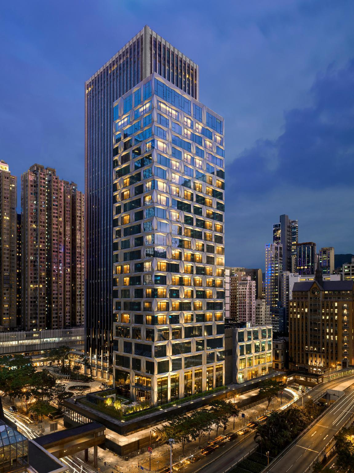The St. Regis Hong Kong, Wan Chai
