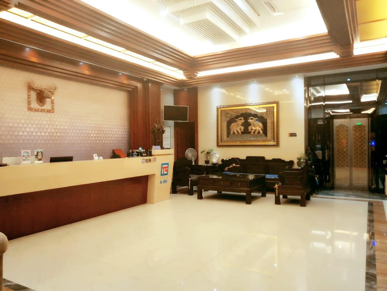 PAI Hotels·Ruili Munao Road Bus Terminal Station, Dehong Dai and Jingpo