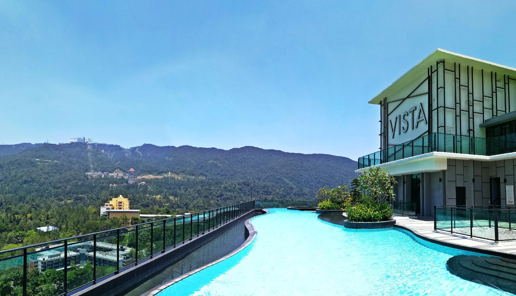 OwnAstay Vista Residences @ Genting Highlands, Bentong