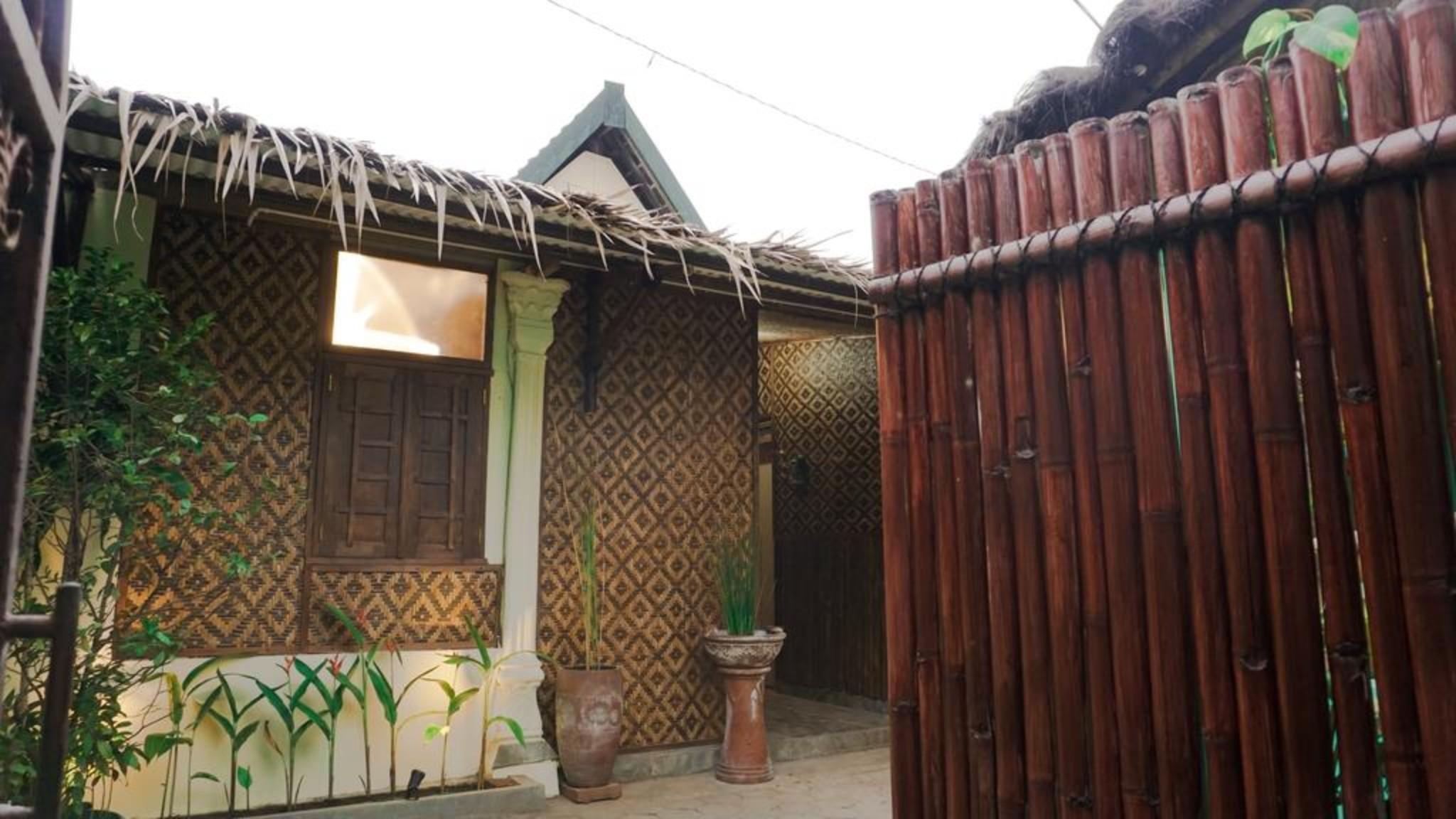 Bilik Bamboo, Yogyakarta