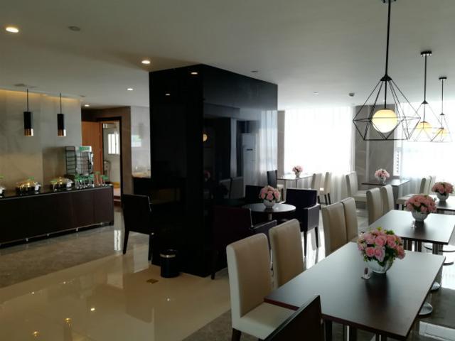 Jinjiang Inn Select Yancheng Sheyang Xingfu Huacheng, Yancheng