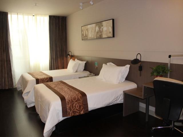 Jinjiang Inn Select Shangqiu Bayi Road, Shangqiu