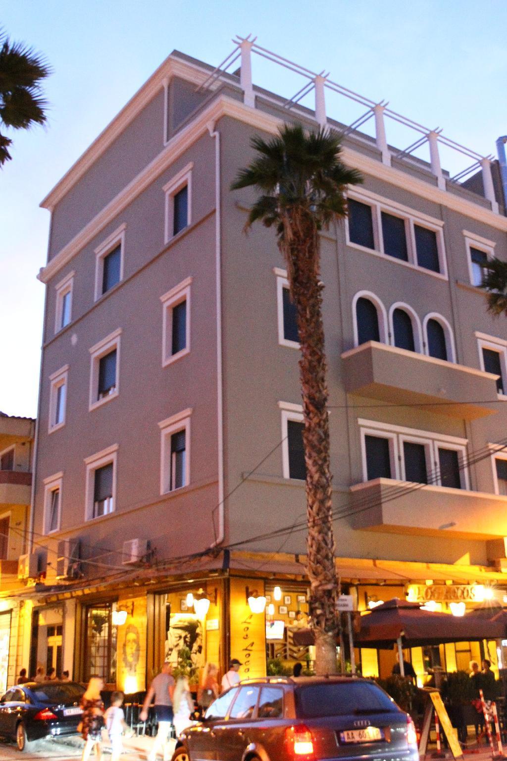 Amfiteatri Boutique Hotel Durres, Durrësit