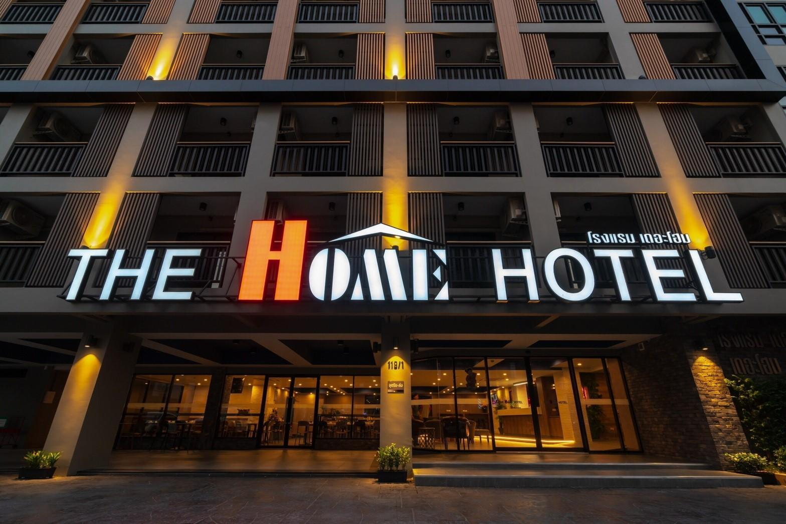 The Home Hotel, Bang Kapi