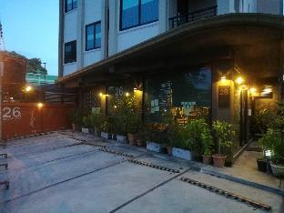 Small Family Studio Room at 26 bed and coffee, Muang Chon Buri