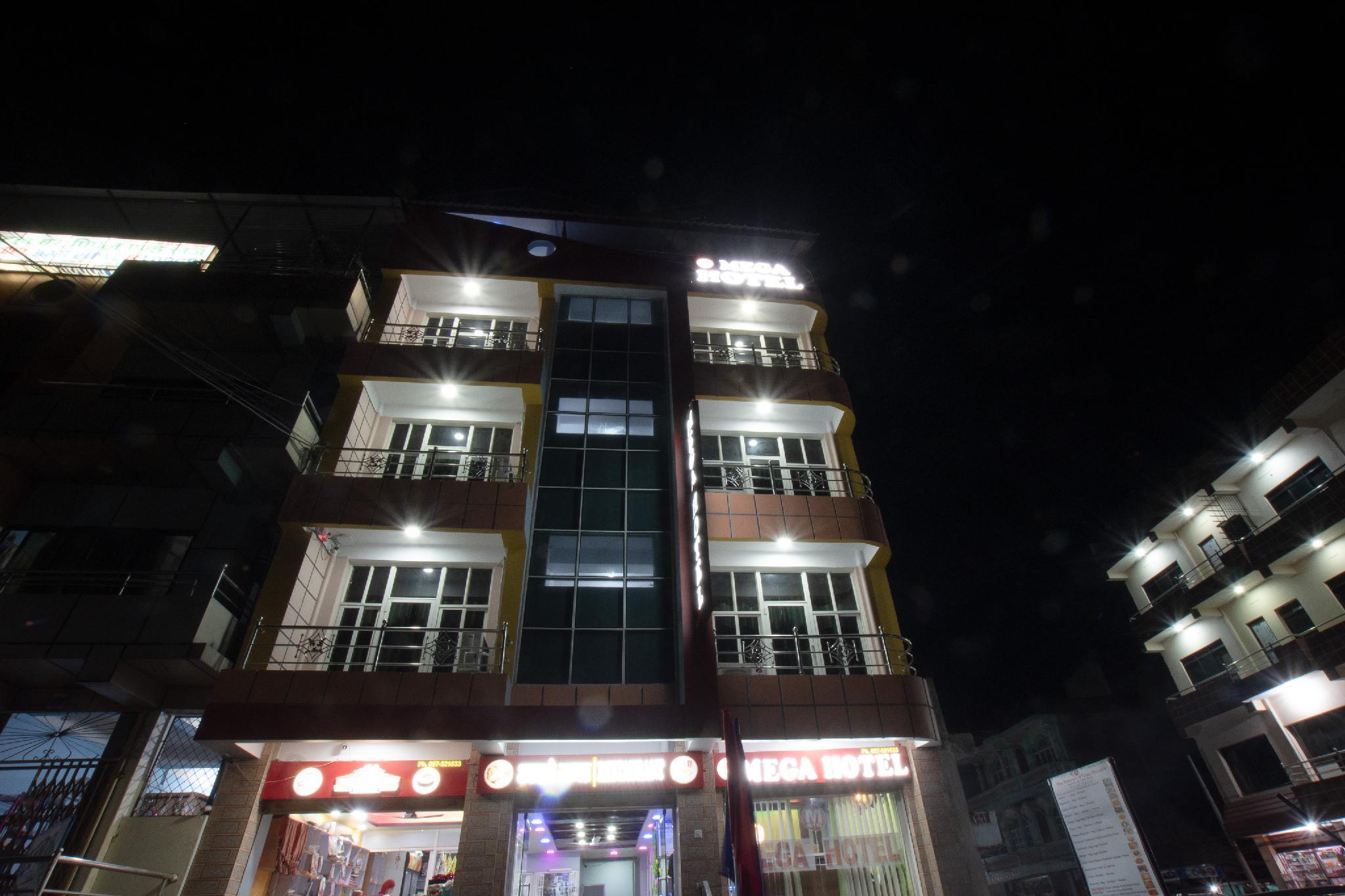 OYO 320 Mega Hotel, Narayani