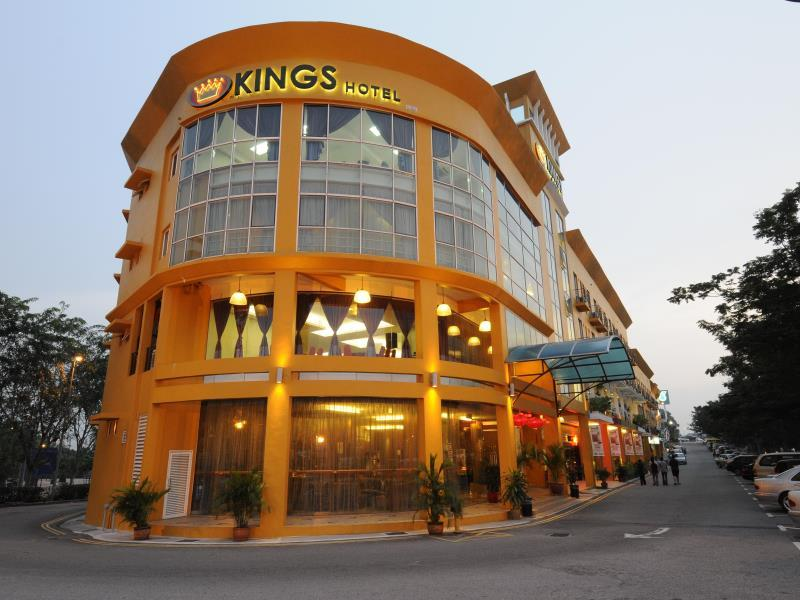 Kings Hotel Melaka, Kota Melaka