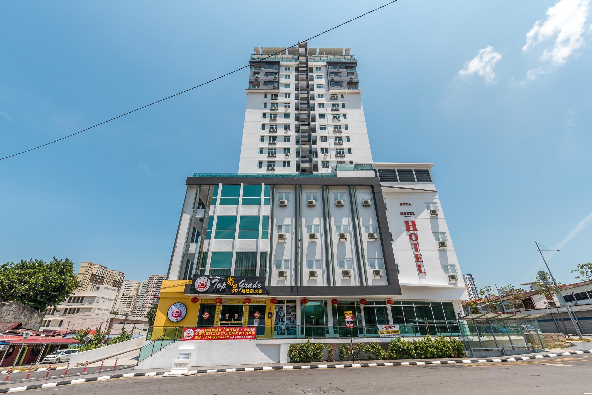 Atta Hotel @ Urban Suite, Pulau Penang