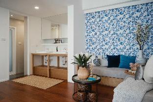 Ginger JaR - Ari, Blue and white stylish house., Phaya Thai