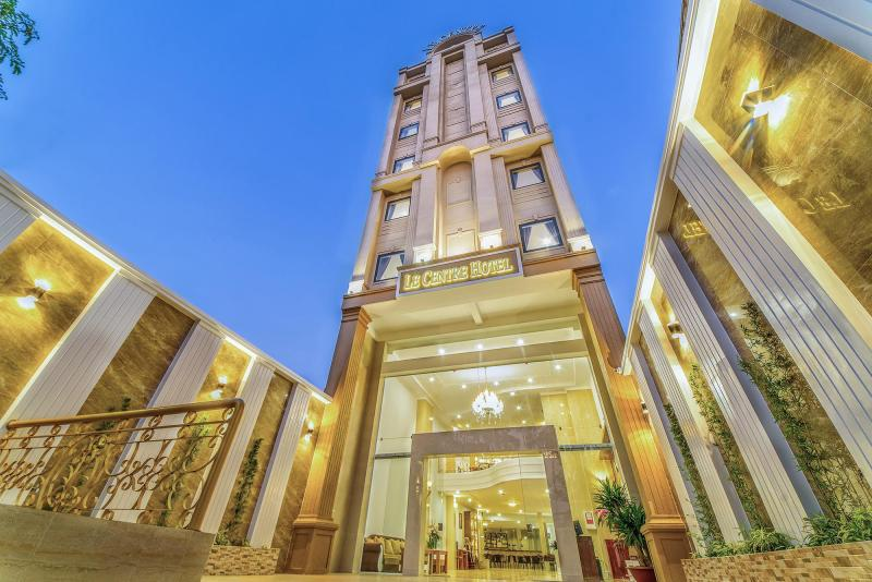Khách Sạn Le Centre