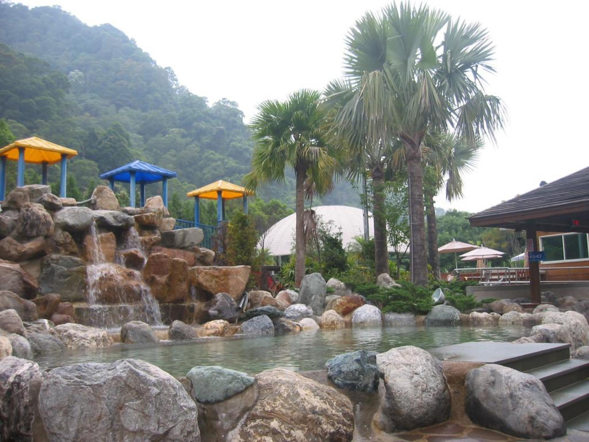 Riverain Spring Resort