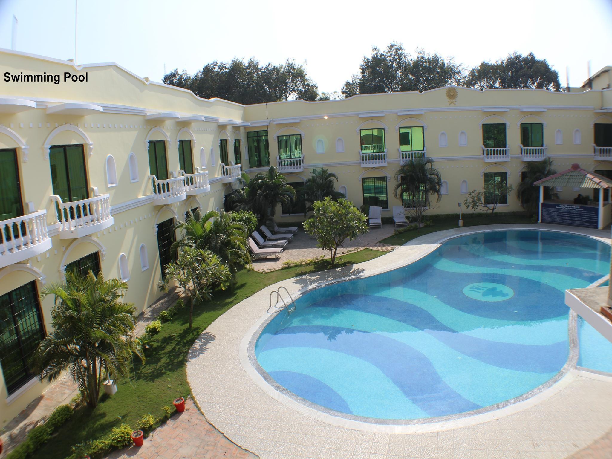 Sneha Clarks Inn Suites, Bheri