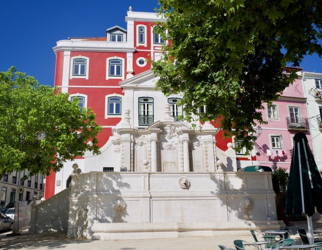 Hermitage Castelo - Casa Chafariz, Lisboa