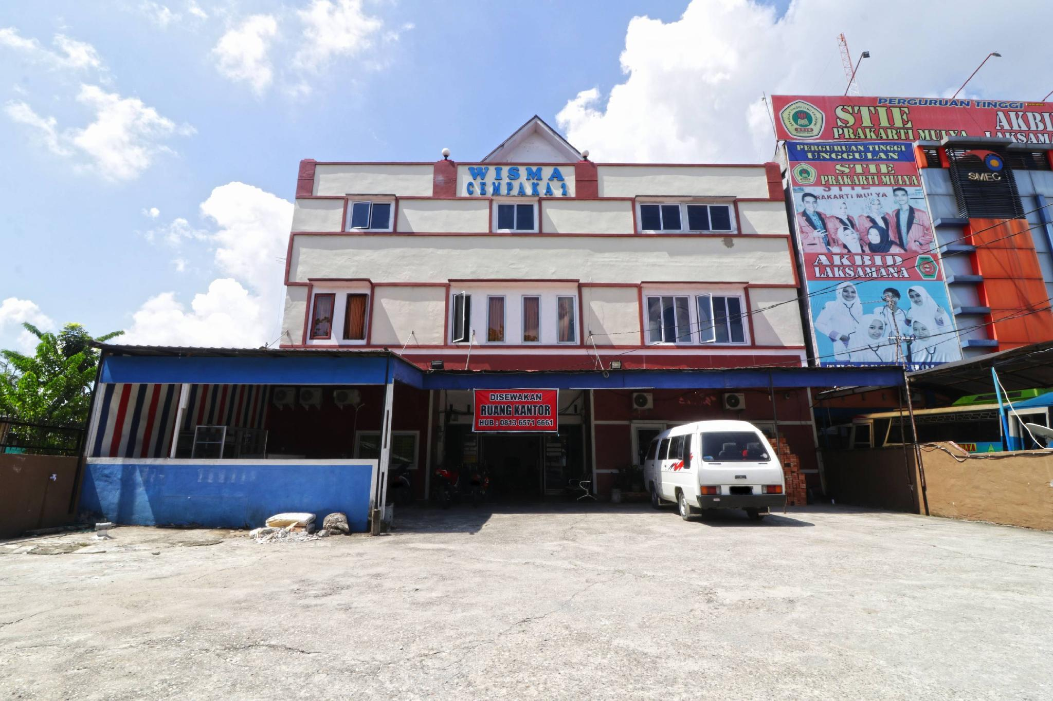 Wisma Cempaka 2, Pekanbaru