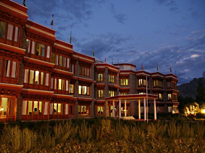 The Druk Ladakh Hotel, Leh (Ladakh)