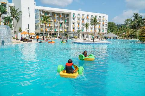 hotel harris resort waterfront batam