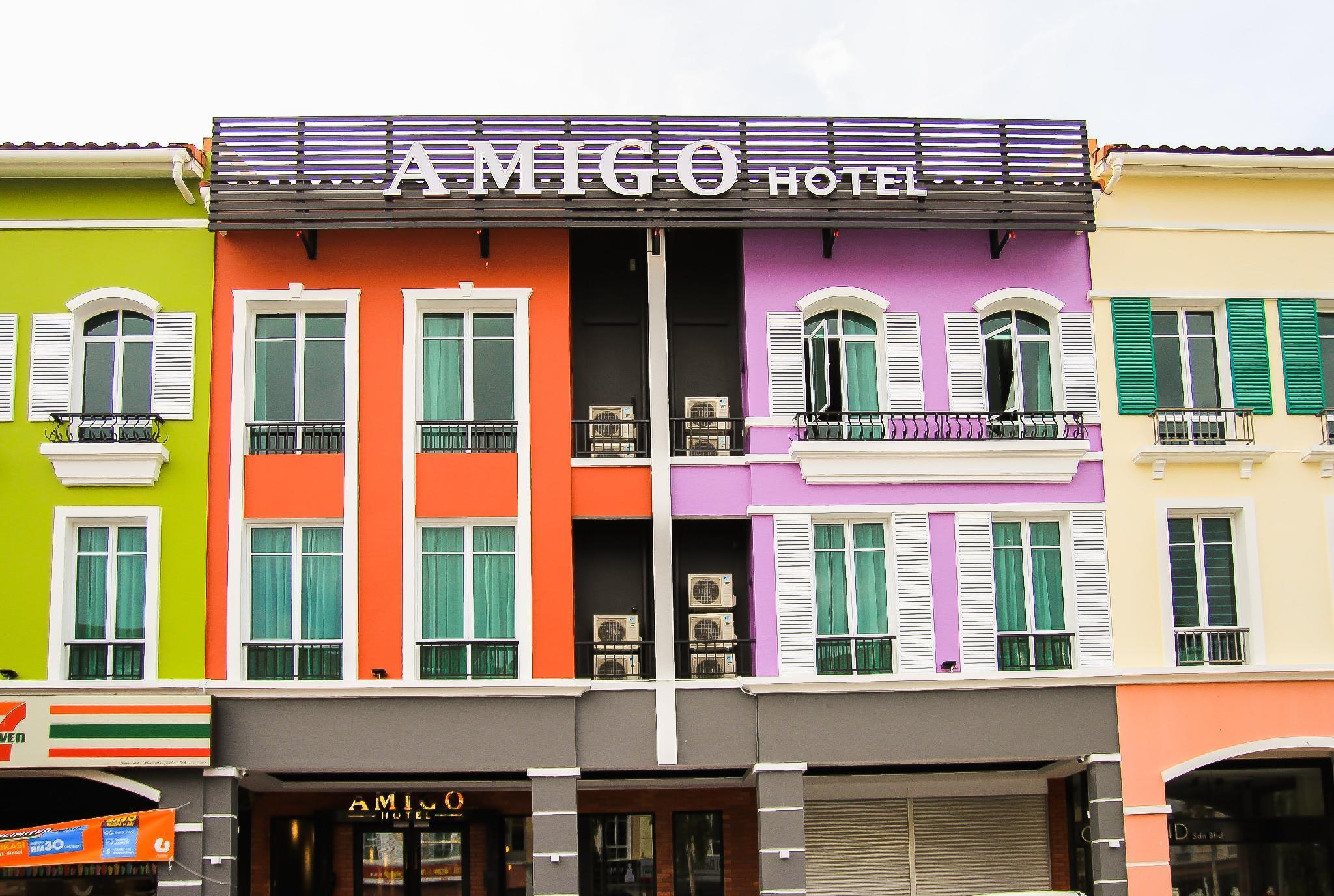 Amigo Hotel, Miri