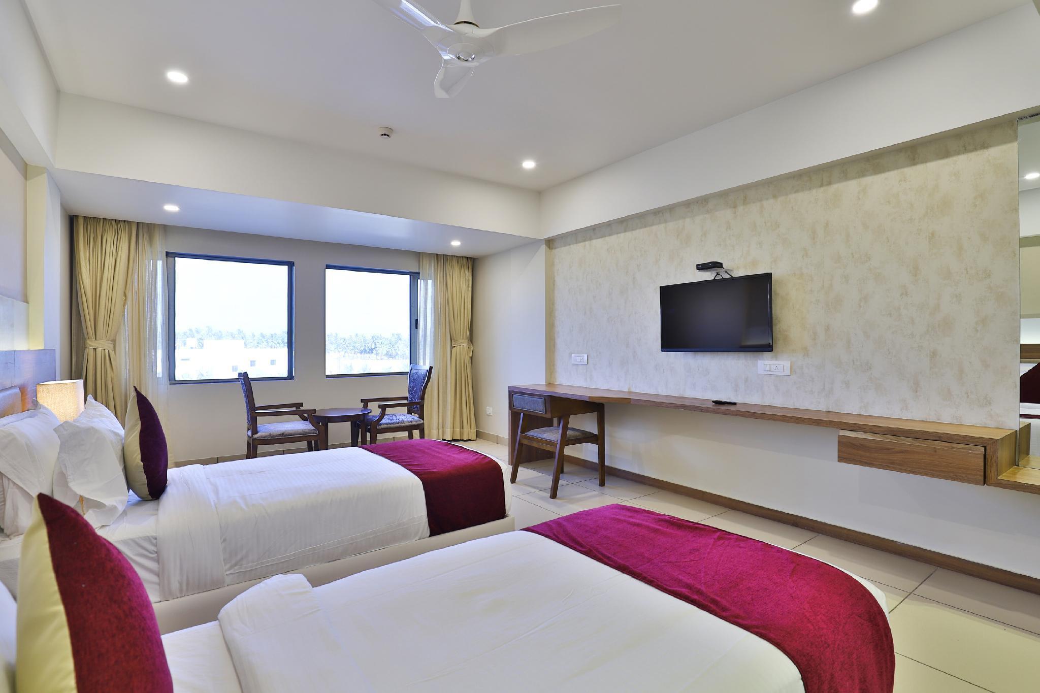 OYO 30464 Hotel Prabhas, Gir Somnath