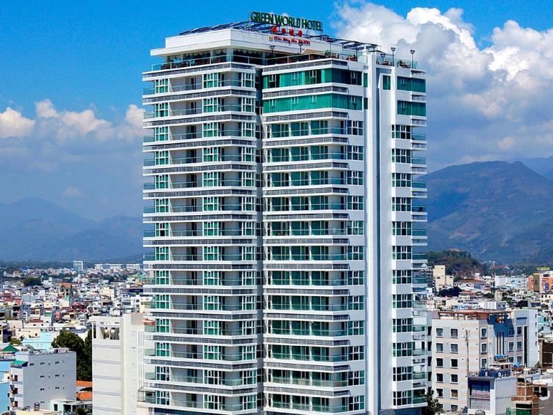 Green World Nha Trang Apartment