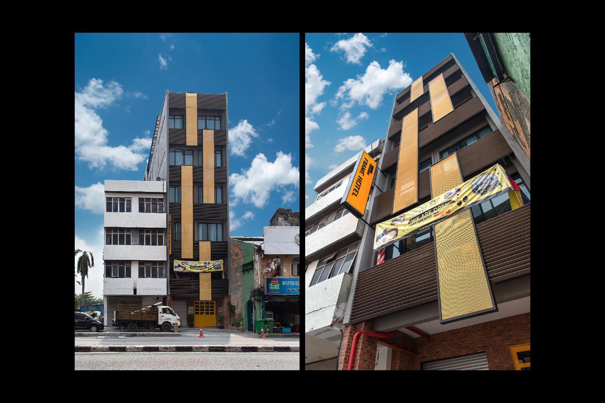 Frame Hotel, Kuala Lumpur