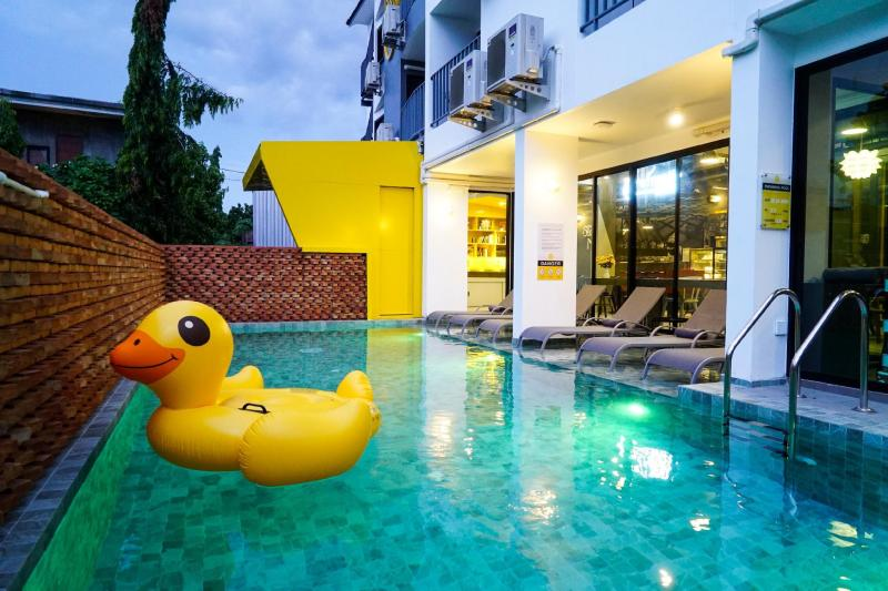 Sleep Mai Lifestyle Hotel Thapae Chiang Mai Old City