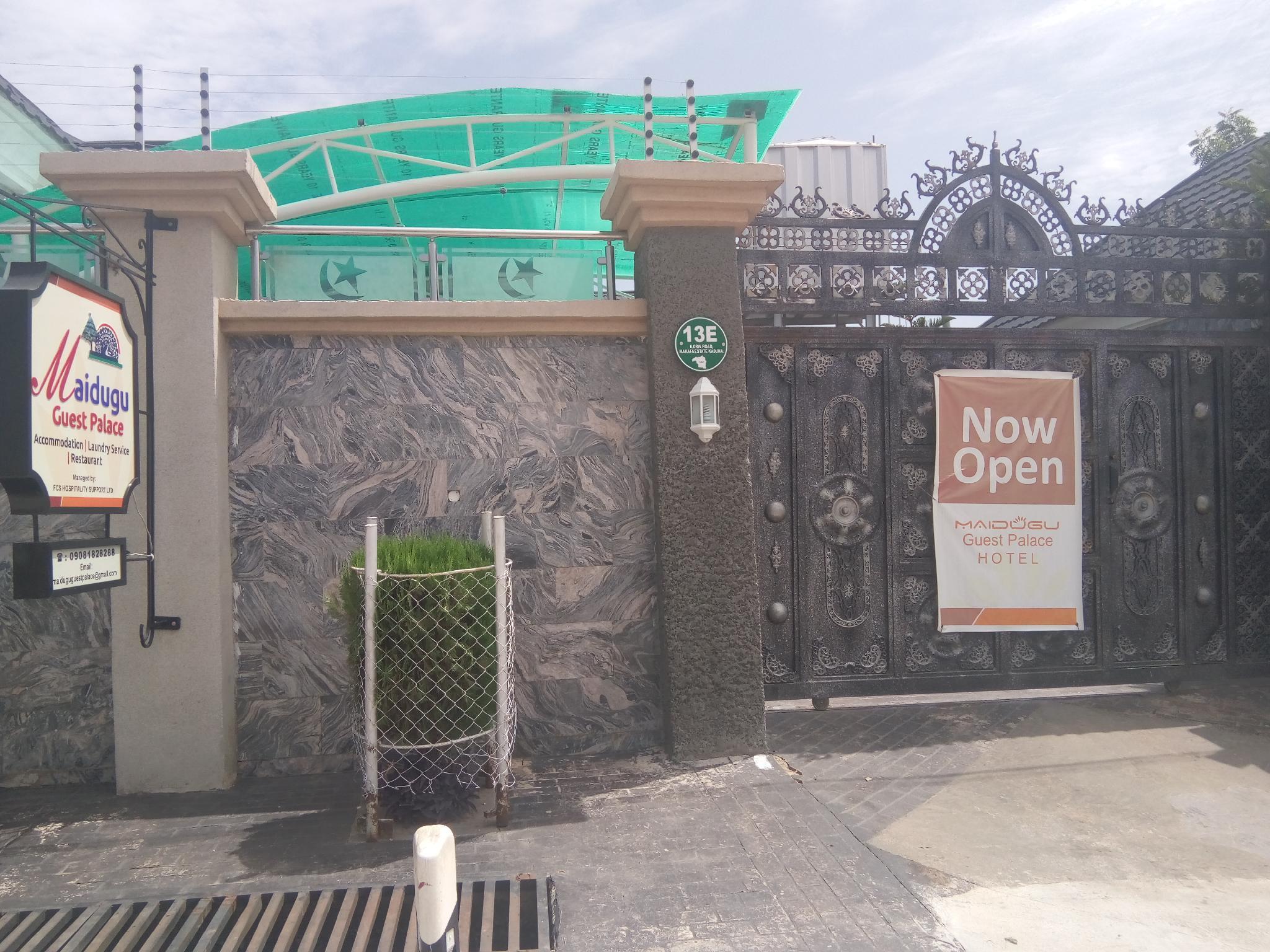 MaiduguGuestPalaceHotel, Kaduna North