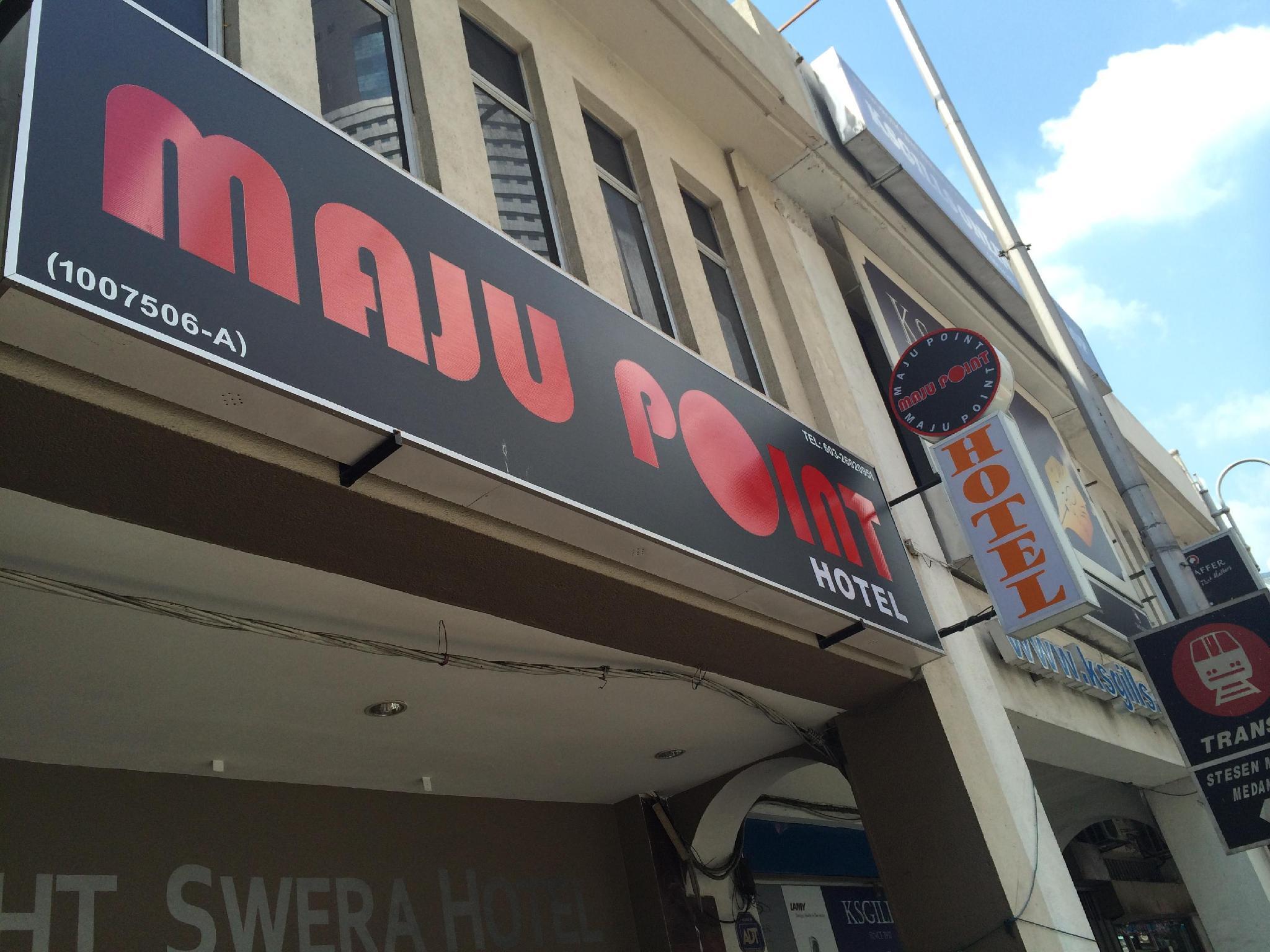 Maju Point Hotel, Kuala Lumpur