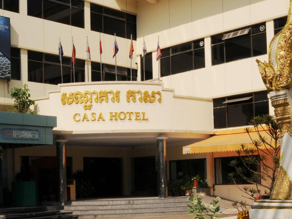 Best Price on Casa Boutique Hotel in Phnom Penh + Reviews