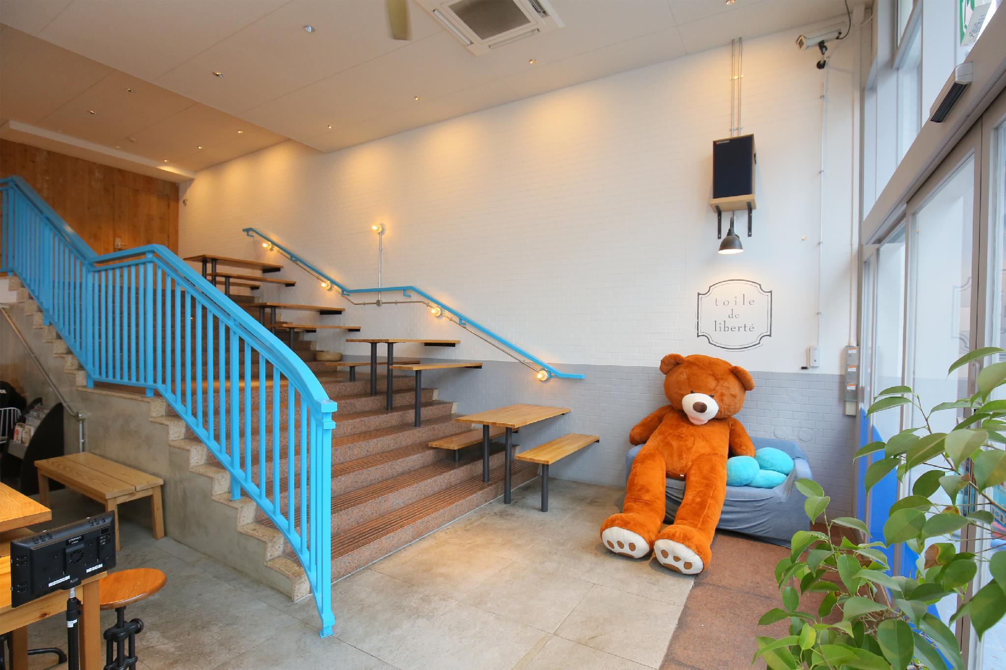 OYO 462 Ark Blue Hotel, Kitakyūshū