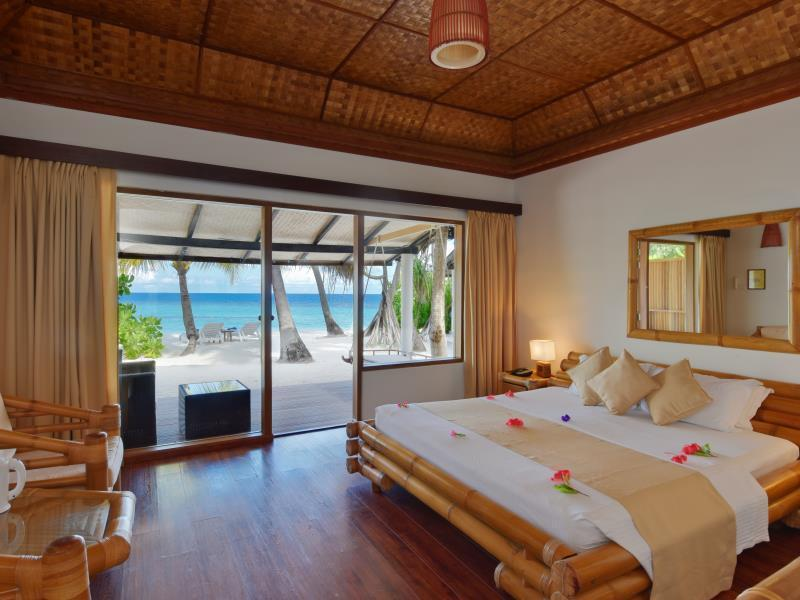 Best Price on Angaga Island Resort and Spa in Maldives Islands + Reviews!