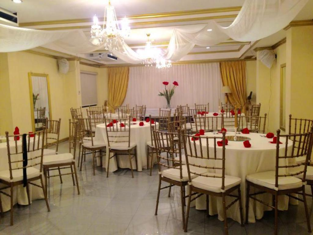 Tables and chairs rental in dasmarinas cavite - Ballroom