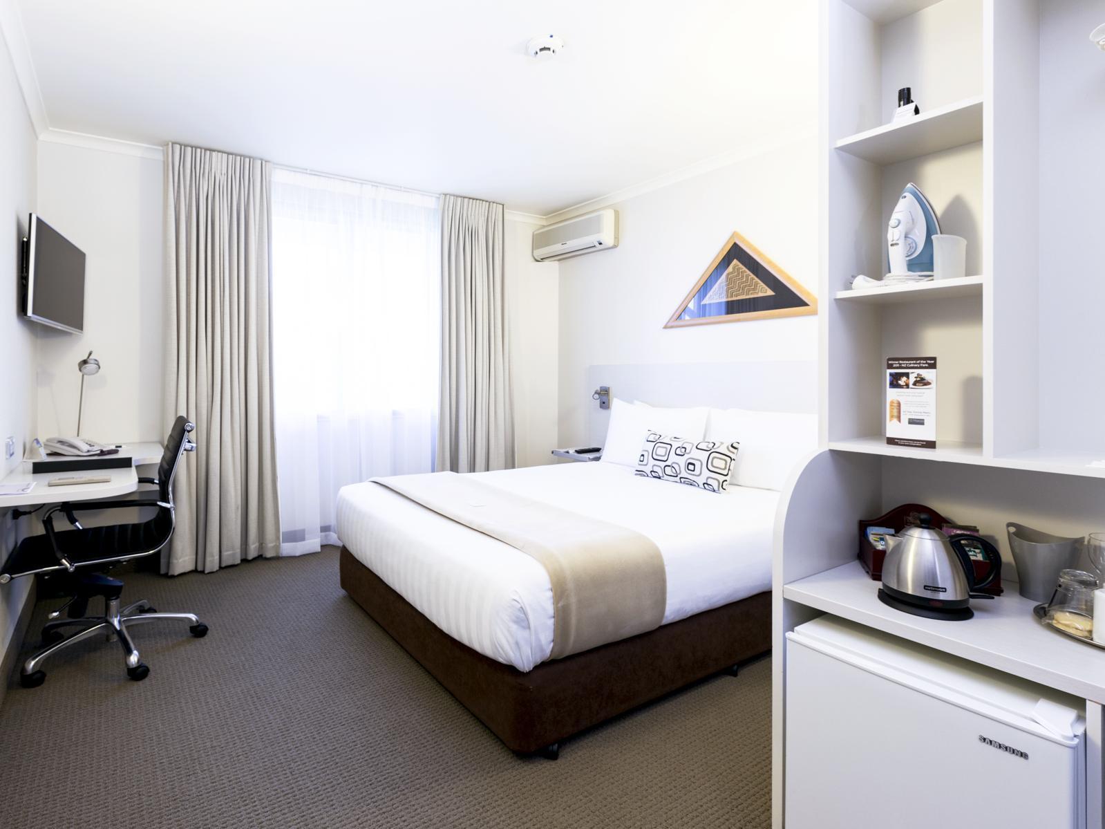 Jet Park Hotel Auckland Airport, Manukau