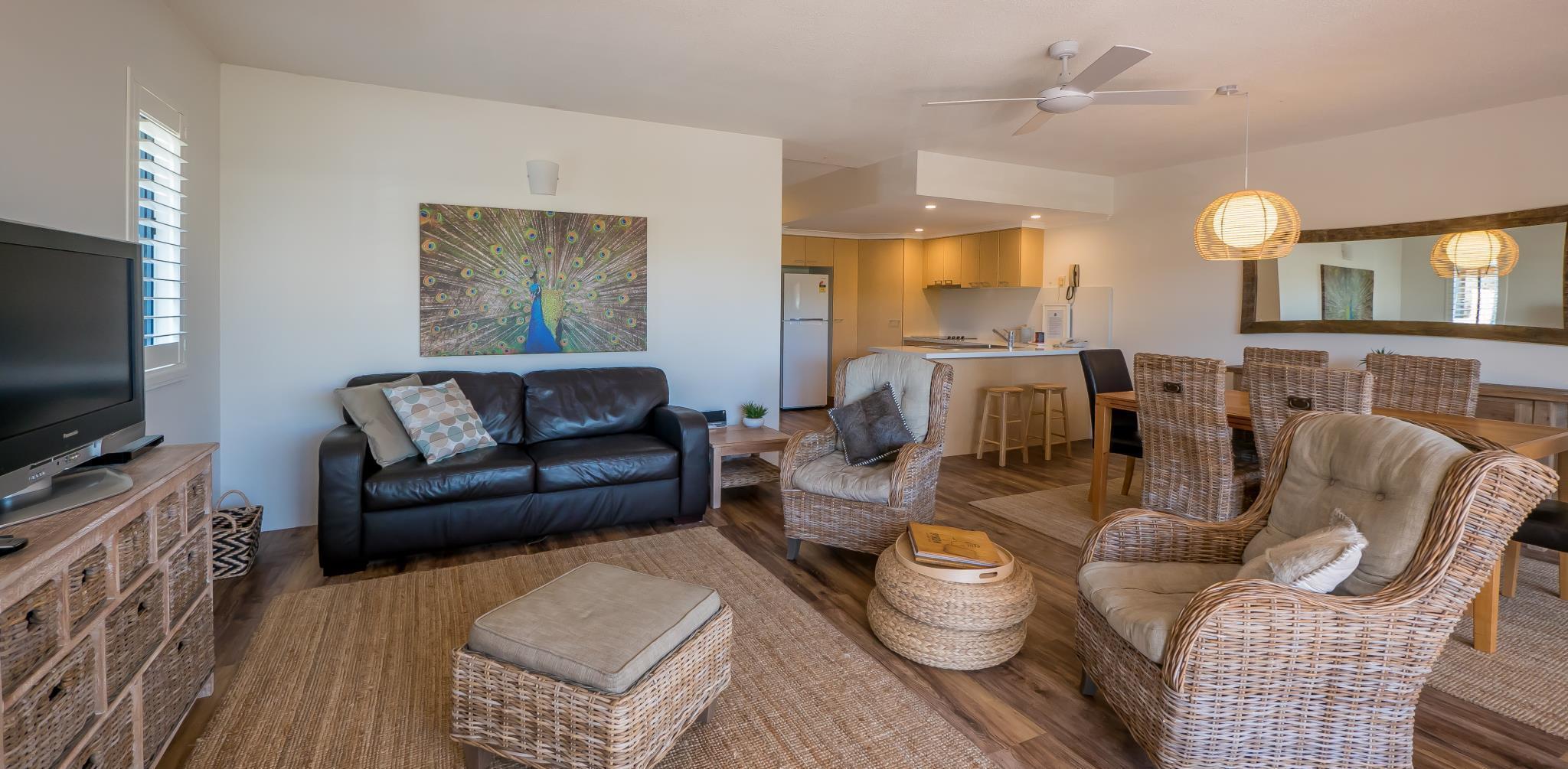 Byron Quarter Holiday Apartments, Byron