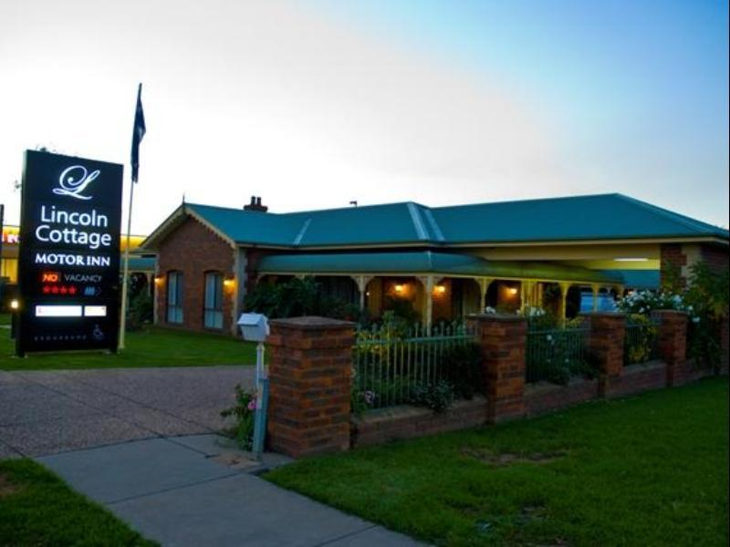 Best Price On Lincoln Cottage Motor Inn In Wagga Wagga