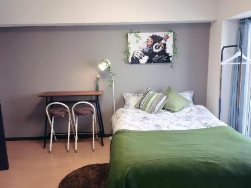 [札幌]アパートメント(40m²)| 2ベッドルーム/1バスルーム