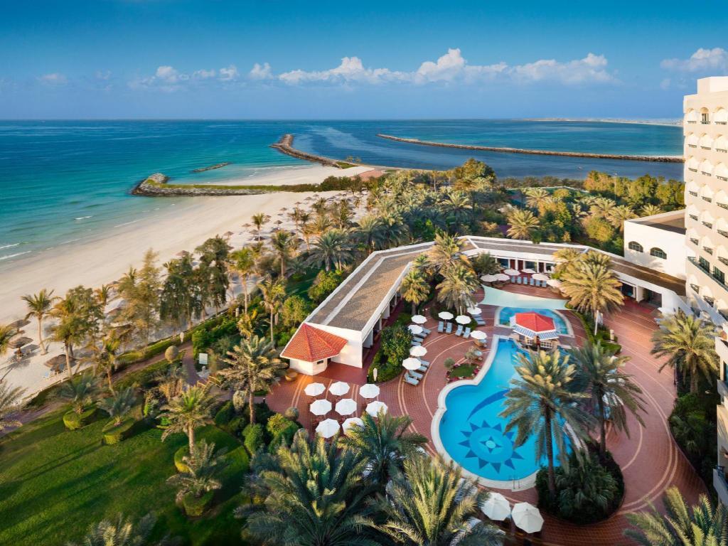 Ajman Beach Hotel Address